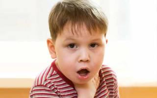 Народные средства от сухого кашля у детей