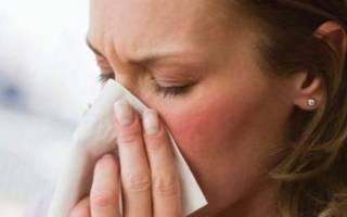 Потеря вкуса и обоняния при насморке лечение