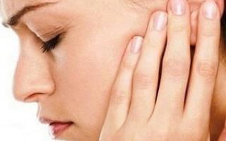 Отит наружного уха симптомы и лечение