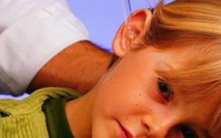 Как правильно закапывать уши при отите