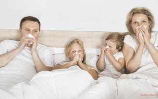 Как уберечься от гриппа и простуды
