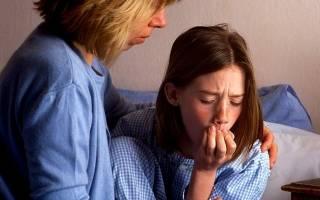 Как остановить ночной приступ кашля у ребенка