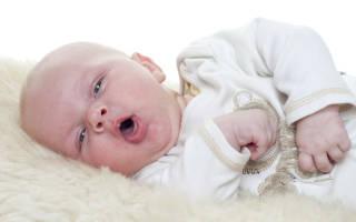 Кашель на зубы у ребенка