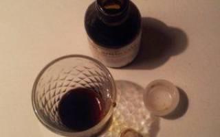 Грудной эликсир и таблетки от кашля рецепт