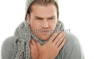 Лечение осиплости голоса у взрослого