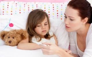 Температура при отите у ребенка сколько держится
