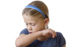 Как сухой кашель сделать влажным у ребенка