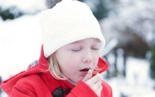 Температура и кашель у ребенка как лечить