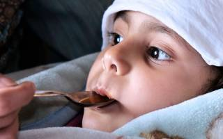 Продолжительный сухой кашель у ребенка без температуры