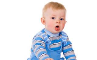 Как вызвать кашель у ребенка