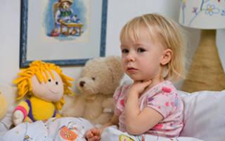 Сильно болит горло у ребенка чем лечить