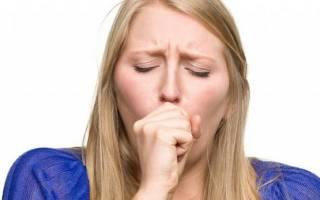 Лающий кашель у взрослых