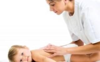 Дренажный мАССаж при бронхите у детей видео