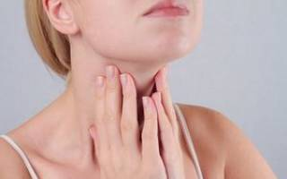 Лекарство от першения в горле и кашля