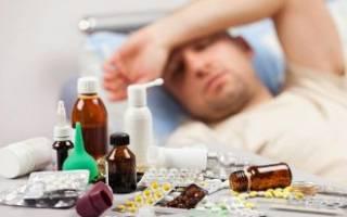 Антибиотики при остром бронхите