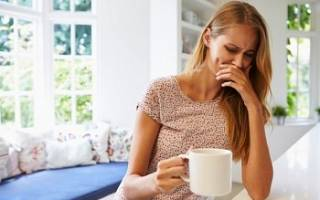 Чем опасна простуда при беременности 1 триместр