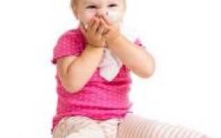 Ребенку 2 года сухой кашель чем лечить