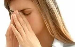 Причины гайморита у взрослых