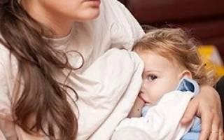 Лечение гриппа при грудном вскармливании