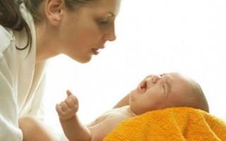Насморк у ребенка 6 месяцев чем лечить