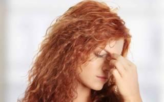 Острый гайморит лечение в домашних условиях