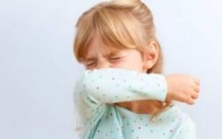 Кашель сухой приступообразный у ребенка чем лечить