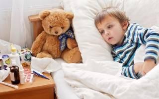Детские антибиотики при простуде названия