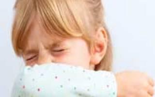 Что можно дать ребенку от кашля