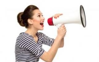 Что делать если пропал голос при простуде