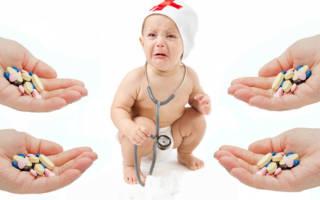 Кашель не проходит после антибиотиков у ребенка