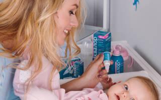 Чем промывать нос грудничку при насморке