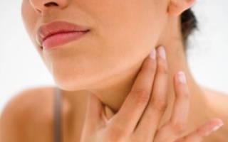 Сильно болит горло при беременности что делать