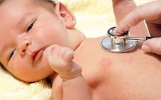 Орви у грудничка лечение