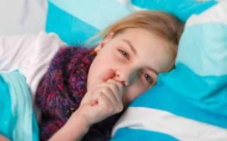 Ночной кашель у ребенка причины и лечение