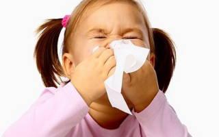 Как заставить ребенка чихать при насморке