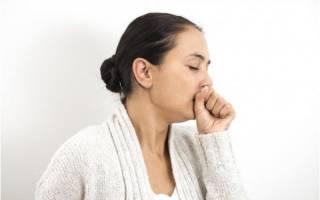 Сухой кашель или мокрый как определить