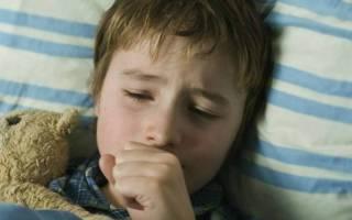Першение горле сухой кашель ребенка