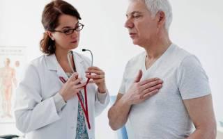 Сердечный кашель лечение