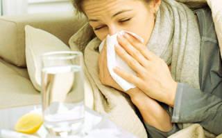 Можно ли делать мАССаж при простуде