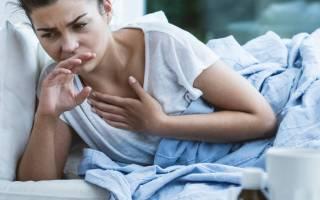 Почему не проходит кашель после антибиотиков
