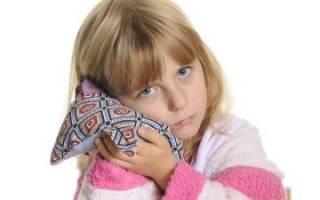 Вирусный отит у детей