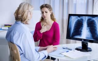 Обструктивная пневмония