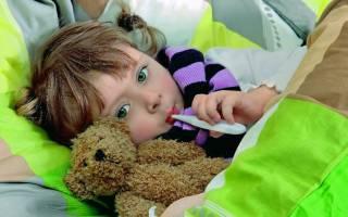 Воспаление легких симптомы у детей