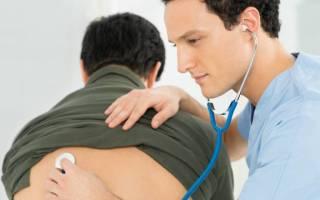 Бронхит симптомы у взрослых с температурой