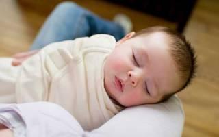 Кашель у младенца без температуры