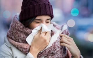 Чем лечить простуду без температуры