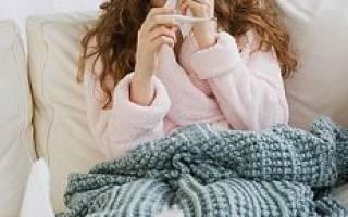 Чем опасна простуда на ранних сроках беременности