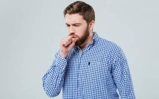 Сухой кашель до рвоты у взрослого