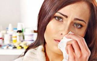 Гайморит антибиотики для лечения