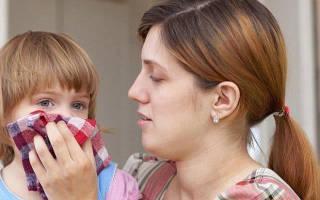 Как проявляется гайморит у детей
